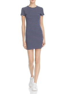 FRENCH CONNECTION Striped Jersey Dress