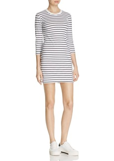 FRENCH CONNECTION Striped Tim Tim Dress