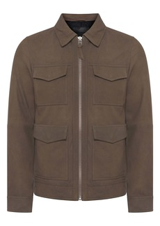 French Connection Suede Jacket