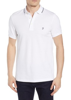 French Connection Summer Tipped Polo