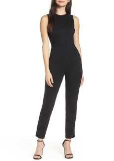 French Connection Sundae Lula Sleeveless Jumpsuit