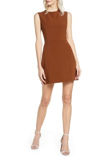French Connection Sundae Stretch Minidress
