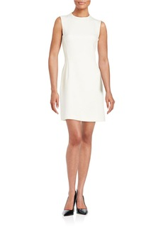 FRENCH CONNECTION Sundea Structured Sheath Dress
