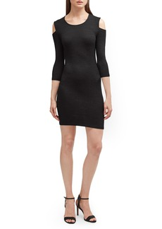 French Connection Sweeter Sweater Body-Con Dress