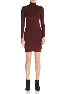 FRENCH CONNECTION Sweeter Sweater Turtleneck Dress
