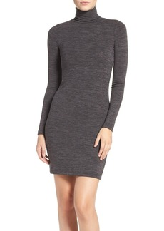 French Connection 'Sweeter' Turtleneck Sweater Dress
