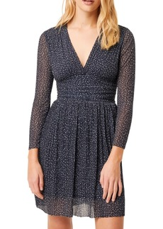 French Connection Tabia Pleated Dress