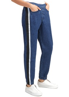 French Connection Theo Denim Track Pant