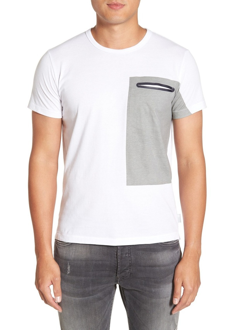 French Connection 'Thruster' Pocket T-Shirt