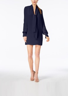 French Connection Tie-Front Shirtdress
