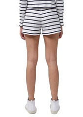 French Connection Tommy Rib Stripe Shorts