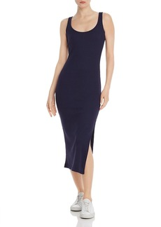 FRENCH CONNECTION Tommy Ribbed Maxi Dress