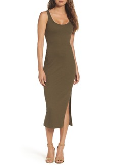 French Connection Tommy Ribbed Tank Dress