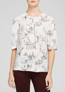 FRENCH CONNECTION Top - Anastashia Crepe