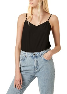French Connection Tracy Jersey Crepe Bodysuit
