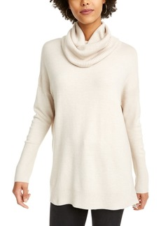 French Connection Turtleneck Tunic Sweater