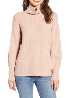 French Connection Urban Flossy Cowl Neck Sweater