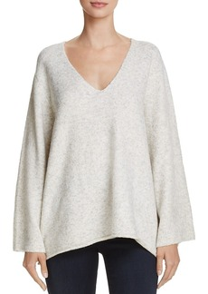 French Connection Urban Flossy Slouchy Flared-Sleeve Sweater
