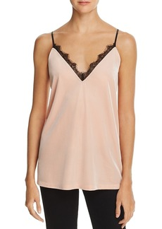 French Connection Velvet Camisole Top - 100% Exclusive