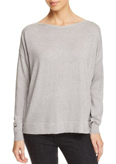 FRENCH CONNECTION Vented-Back Sweater
