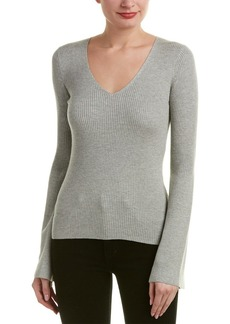 French Connection Virgie Bell-Sleeve Sweater