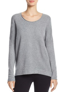 FRENCH CONNECTION Viva Vhari Scoop-Neck Sweater