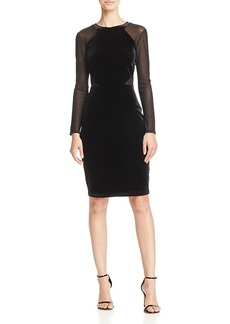 French Connection Viven Velvet Dress - 100% Exclusive