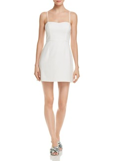 FRENCH CONNECTION Whisper Light A-Line Dress
