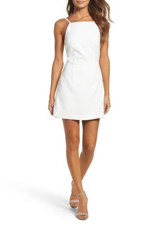 French Connection Whisper Light Sheath Dress