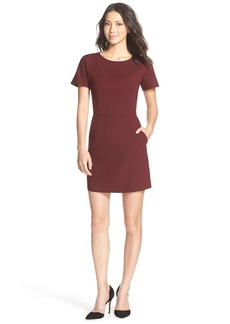 French Connection 'Whisper Ruth' Jersey A-Line Dress