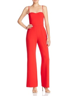 FRENCH CONNECTION Whisper Spaghetti-Strap Jumpsuit