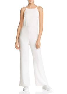 FRENCH CONNECTION Whisper Wide-Leg Jumpsuit