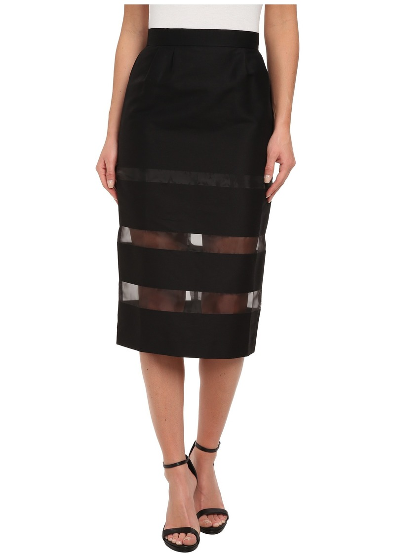 French Connection Wind Jammer Skirt 73CPO