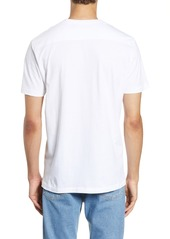 French Connection Wink Embroidered T-Shirt