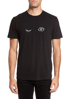 French Connection Wink Regular Fit T-Shirt