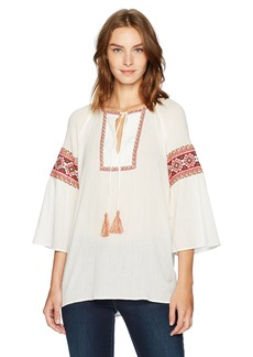 French Connection Women's Adanna Crinkle Top  XS