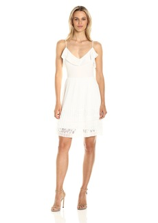 French Connection Women's Adanna Pleat Jersey Dress