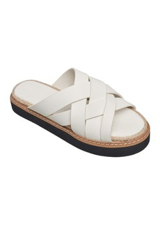 French Connection Women's Alexis Slip-On Espadrille Sandals Women's Shoes