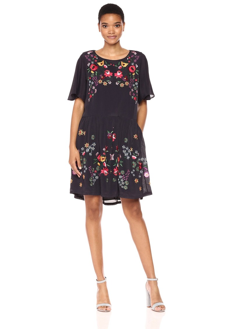 French Connection Women's Alice Drape Dress