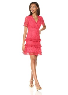 French Connection Women's All Over Lace Dresses
