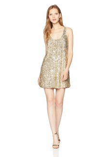 French Connection Women's All Over Sequin Dresses  S