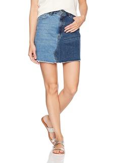 French Connection Women's allene Denim Skirt