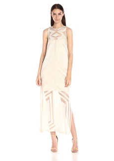 French Connection Women's Alyssum Lace Maxi Dress