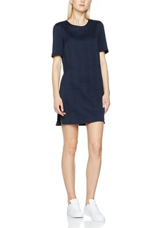 French Connection Women's Animal Jacquard T-Shirt Dress