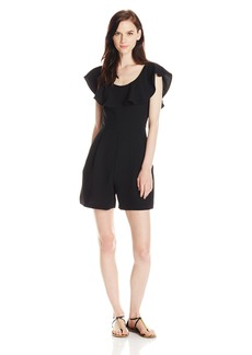 French Connection Women's ARO Crepe Romper