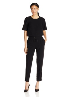 French Connection Women's Arrow Crepe Jumpsuit