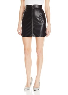 French Connection Women's Atlantic Pu Skirt