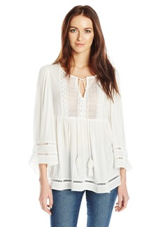 French Connection Women's Ava Solid Top  M