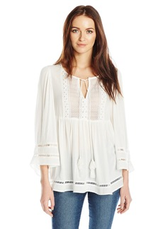 French Connection Women's Ava Solid Top  XS