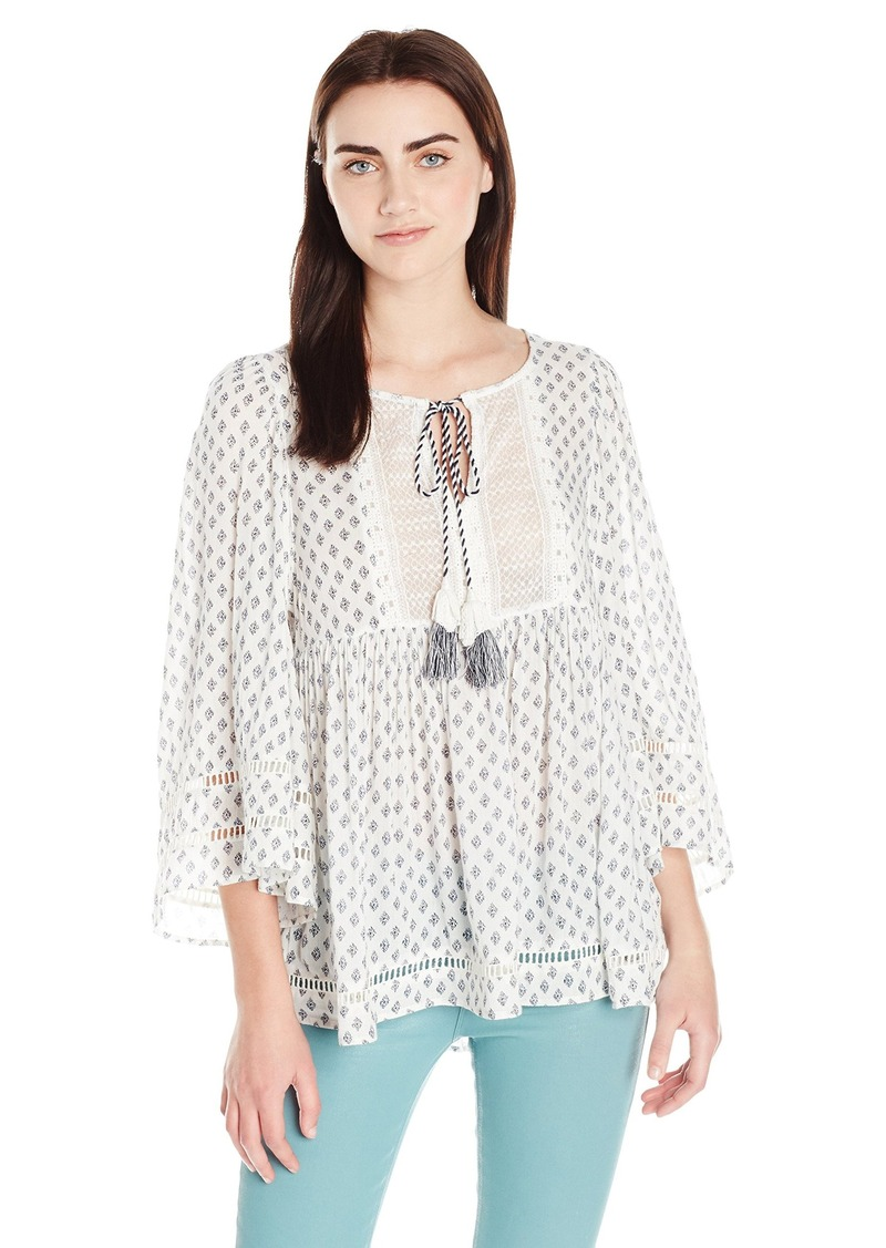 French Connection Women's Ava Tile Top
